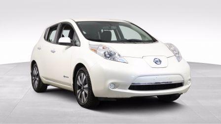 2016 Nissan Leaf SV AUTO A/C NAV MAGS CAM RECUL BLUETOOTH