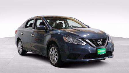 2017 Nissan Sentra SV AUTO AC GR ELECT MAGS CAMERA RECUL BLUETOOTH                    in Carignan