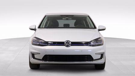 2017 Volkswagen e Golf COMFORTLINE AUTO CUIR NAV MAGS CAM RECUL