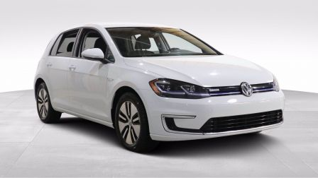 2018 Volkswagen e Golf SEL Premium AUTO AC GR ELECT CAMERA RECUL MAGS BLU