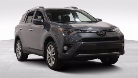 2018 Toyota Rav 4 Limited AUTO A/C GR ELECT MAGS CUIR TOIT NAVIGATIO                    à Longueuil