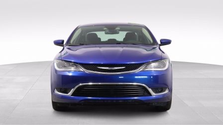 2015 Chrysler 200 LIMITED AUTO A/C GR ELECT MAGS BLUETOOTH                    à Longueuil