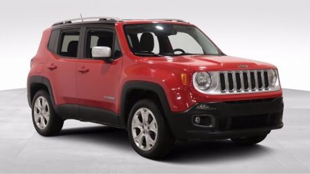 2015 Jeep Renegade Limited AUTO A/C GR ELECT MAGS CUIR CAMERA BLUETOO