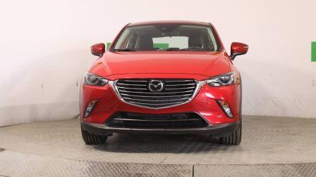 2018 Mazda CX 3 GT AWD A/C CUIR TOIT MAGS CAM RECUL BLUETOOTH