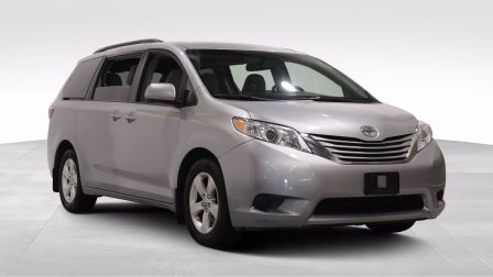 2017 Toyota Sienna LE A/C GR ELECT MAGS CAMERA BLUETOOTH 8 PASSAGERS                    à Drummondville