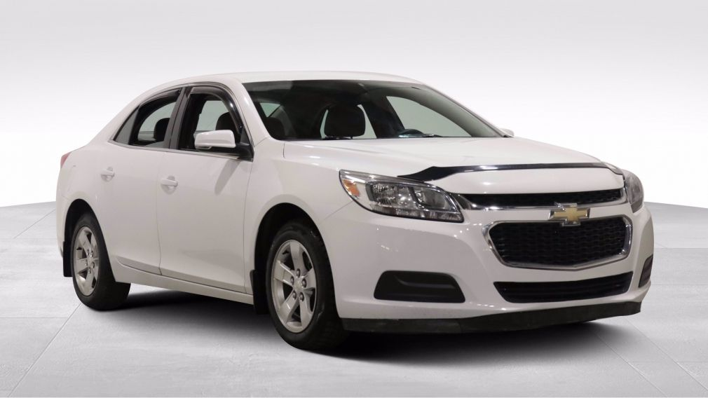2016 Chevrolet Malibu limited LS AUTO A/C GR ELECT MAGS BLUETOOTH #