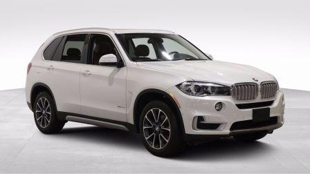 2018 BMW X5 XDRIVE A/C CUIR TOIT NAV MAGS CAM RECUL BLUETOOTH