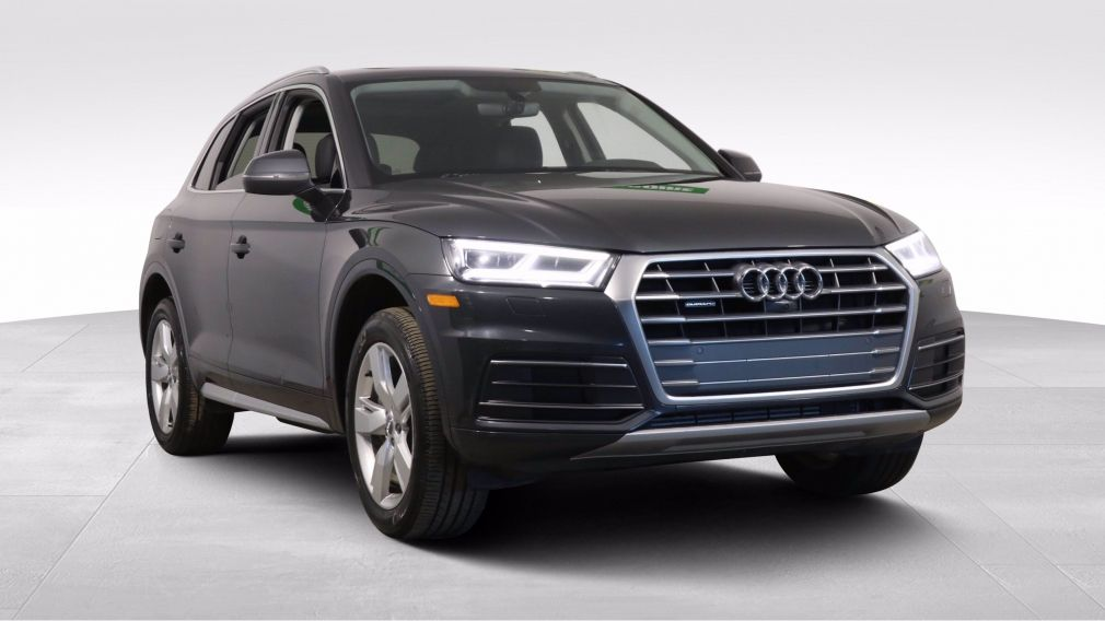 2018 Audi Q5 TECHNIK PRESTIGE QUATTRO CUIR TOIT PANO NAV MAGS #