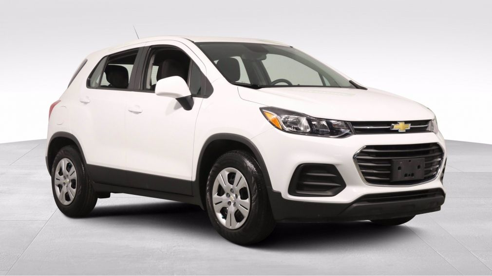 2017 Chevrolet Trax LS AUTO A/C GR ÉLECT CAM RECUL BLUETOOTH #