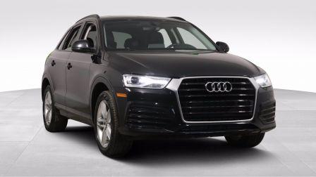 2018 Audi Q3 KOMFORT TIPTRONIC A/C CUIR TOIT PANO MAGS BLUETOOT