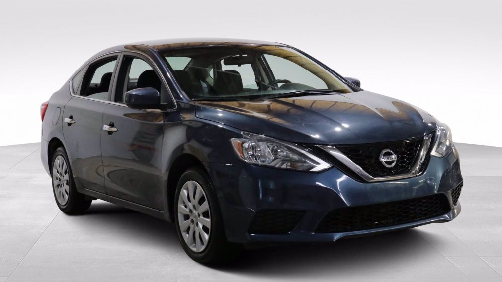 2017 Nissan Sentra SV AUTO AC GR ELECT BLUETOOTH #