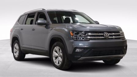 2019 Volkswagen Atlas Comfortline AUTO A/C GR ELECT MAGS AWD CAMERA BLUE