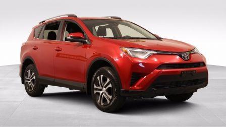 2017 Toyota Rav 4 LE AWD A/C GR ELECT CAM RECUL BLUETOOTH