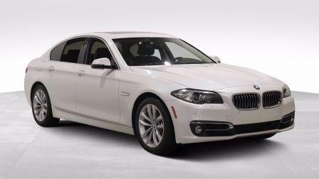 2016 BMW 528I 528i xDrive AUTO A/C GR ELECT MAGS CUIR TOIT NAVIG                    à Repentigny