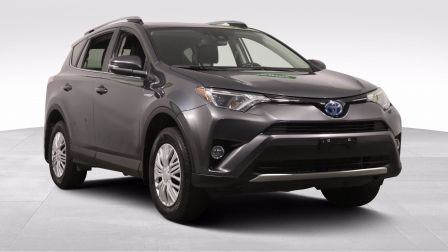 2017 Toyota RAV4 Hybrid LE+ AWD A/C TOIT GROUPE ELECT CAM RECUL BLUETOOTH                    à Drummondville