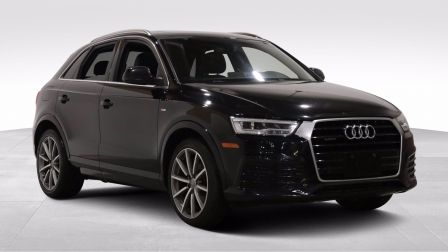 2017 Audi Q3 Technik AUTO A/C GR ELECT MAGS CUIR TOIT NAVIGATIO