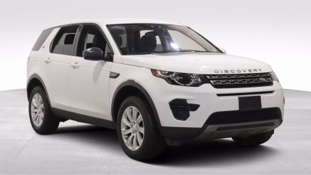 2018 Land Rover DISCOVERY SPORT SE A/C GR ELECT MAGS CUIR TOIT NAVIGATION CAMERA B                    in Terrebonne