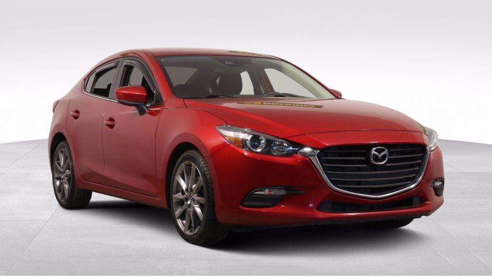 2018 Mazda 3 GS A/C NAVI CAM RECUL #