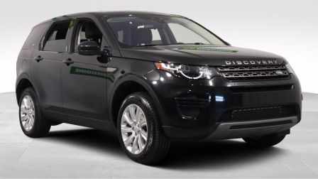 2017 Land Rover DISCOVERY SPORT SE AUTO A/C GR ELECT MAGS BLUETOOTH                    à Longueuil