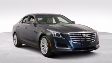 2017 Cadillac CTS LUXURY AWD A/C TOIT MAGS CAM RECULE BLUETOOTH                    à Longueuil