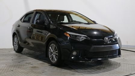 2015 Toyota Corolla LE AUTO AC GR ELECT BLUETOOTH MAGS                    à Drummondville