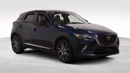 2018 Mazda CX 3 GT AUTO A/C GR ELECT MAGS CUIR TOIT CAMERA BLUETOO                    à Drummondville