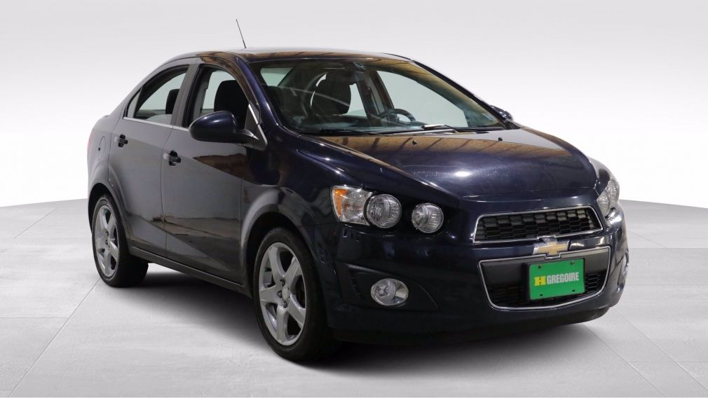 2016 Chevrolet Sonic LT AUTO AC GR ELECT BLUETOOTH MAGS #