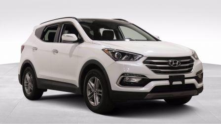 2018 Hyundai Santa Fe SE AUTO A/C GR ELECT MAGS AWD CUIR TOIT CAMERA BLU                    à Montréal