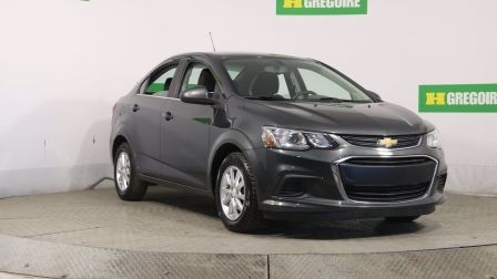 2018 Chevrolet Sonic LT AUTO A/C GR ELECT MAGS CAM RECUL BLUETOOTH