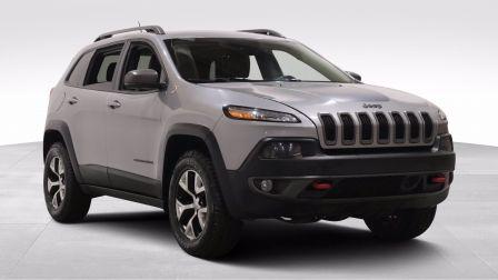 2014 Jeep Cherokee Trailhawk AUTO A/C GR ELECT  MAGS CUIR TOIT NAVIGA                    à Montréal