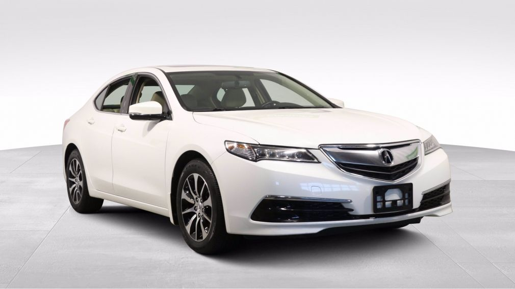 2017 Acura TLX TLX AUTO A/C TOIT MAGS CAM RECUL BLUETOOTH #