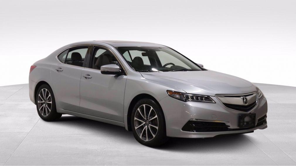 2017 Acura TLX V6 Tech A/C CUIR TOIT MAGS NAVIGATION CAMERA AWD #