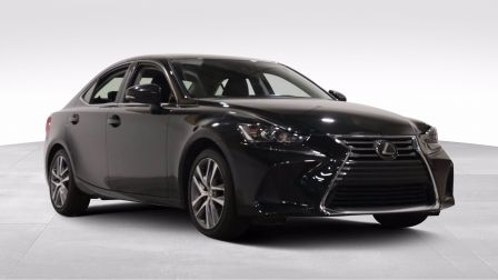 2019 Lexus IS IS 300 AUTO A/C GR ELECT MAGS CUIR CAMERA BLUETOOT