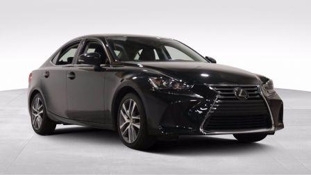 2019 Lexus IS IS 300 AUTO A/C GR ELECT MAGS CUIR CAMERA BLUETOOT                    à Montréal