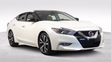 2017 Nissan Maxima PLATINUM AUTO A/C MAGS CAM RECUL BLUETOOTH
