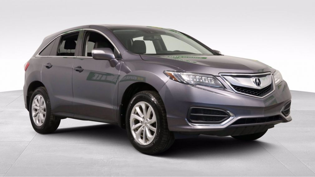 2017 Acura RDX TECH PACK AWD A/C TOIT MAGS CAM RECULE BLUETOOTH #