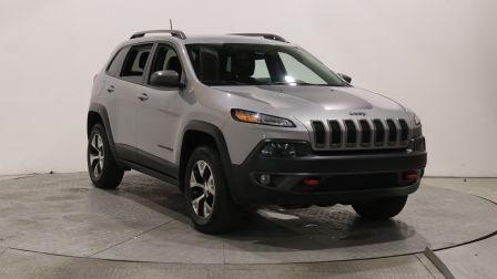 2016 Jeep Cherokee Trailhawk AUTO A/C GR ELECT MAGS CAMERA NAVIGATION                    à Montréal