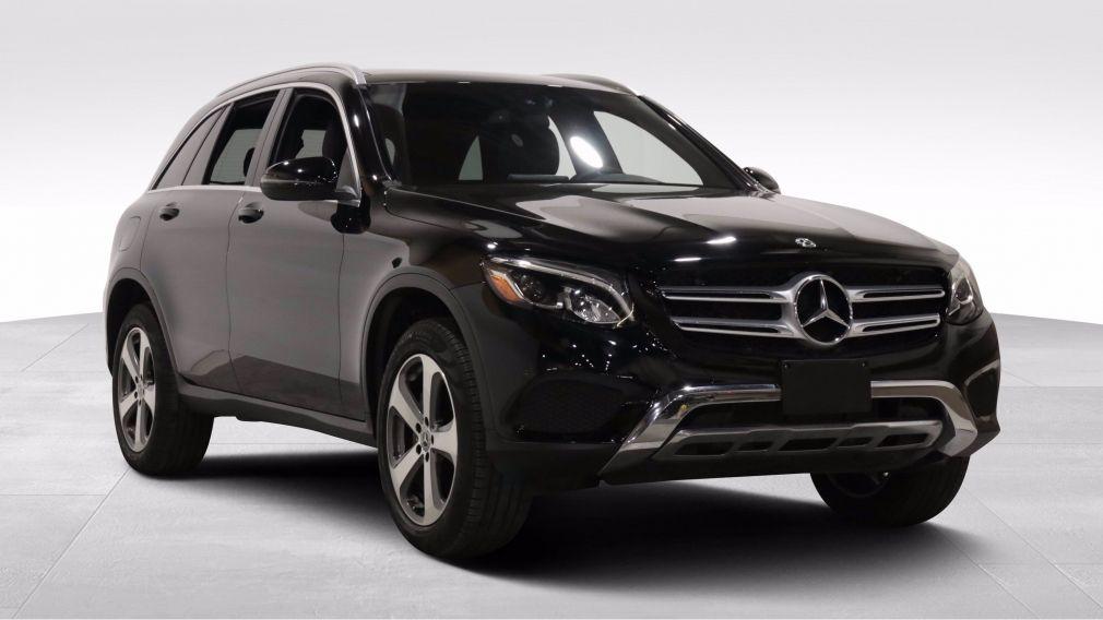 2017 Mercedes Benz GLC GLC 300 AUTO A/C GR ELECT MAGS AWD TOIT CUIR CAMER #