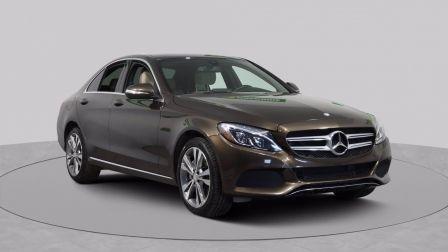 2015 Mercedes Benz C300 C 300 4MATIC CUIR TOIT NAV MAGS CAM RECUL                    à Vaudreuil
