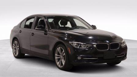 2018 BMW 330I XDRIVE AUTO A/C CUIR NAV GR ELECT MAGS CAM RECUL                    à Saint-Jérôme
