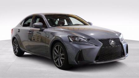 2017 Lexus IS 350 4dr Sdn AWD AUTO AC GR ELECT CAMERA RECUL MAGS BLU                    à Saint-Jérôme