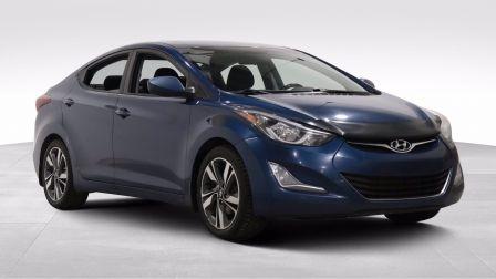 2016 Hyundai Elantra GLS A/C GR ELECT MAGS TOIT CAMERA BLUETOOTH                    à Montréal