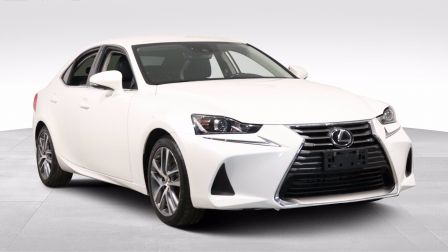 2017 Lexus IS300 AWD A/C GR ELECT MAGS CAM RECUL BLUETOOTH