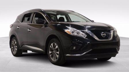 2016 Nissan Murano SV AWD A/C TOIT PANO NAV MAGS CAM RECUL BLUETOOTH                    à Drummondville