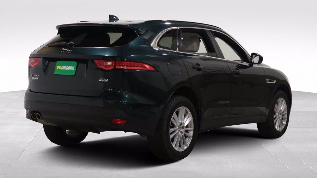 2018 Jaguar F PACE 20d Prestige A/C GR ELECT MAGS CUIR TOIT NAVIGATIO #