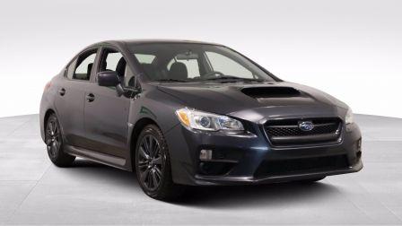 2017 Subaru WRX AWD  CAMERA SIEGES CHAUFFANTS BLUETOOTH