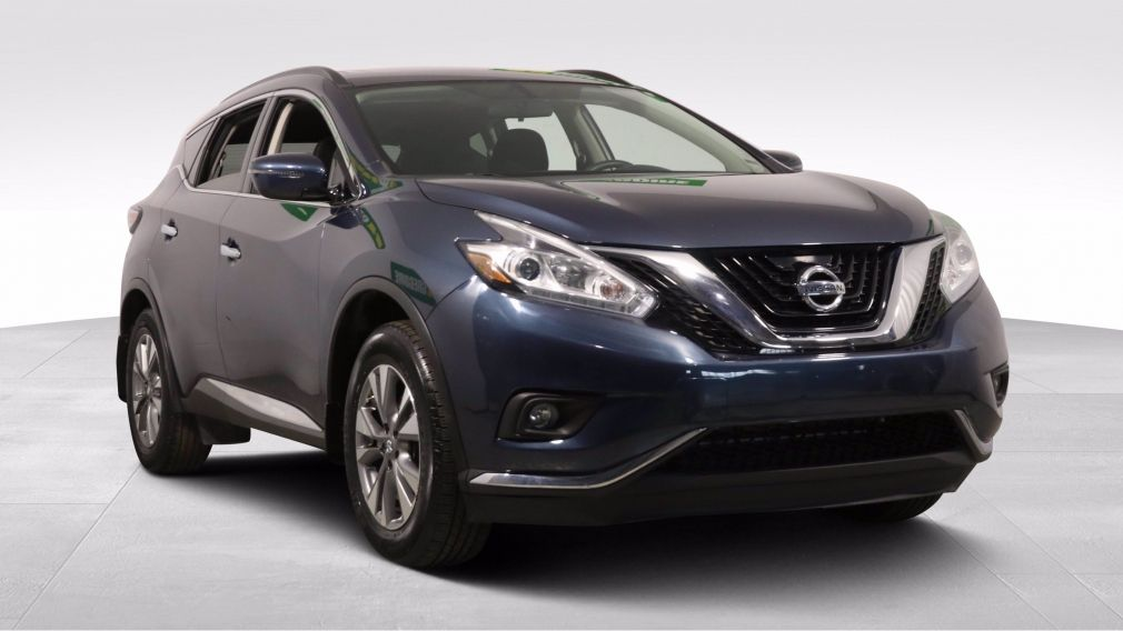 2015 Nissan Murano SV AWD A/C TOIT MAGS CAM RECULE BLUETOOTH #