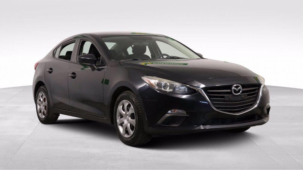 2015 Mazda 3 GX GR ÉLECT #