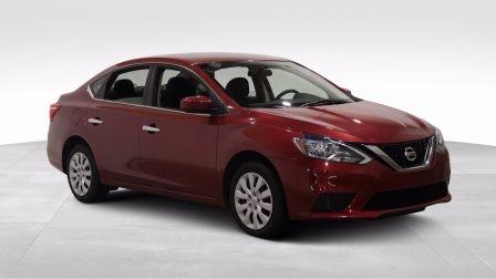 2017 Nissan Sentra SV AUTO A/C GR ELECT CAMERA BLUETOOTH