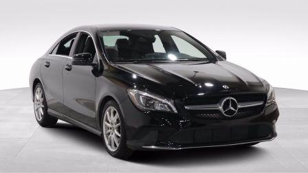2018 Mercedes Benz CLA CLA 250 AUTO A/C GR ELECT MAGS CUIR TOIT CAMERA BL                    à Drummondville